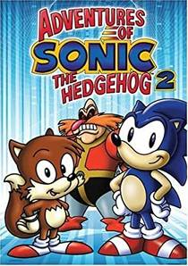 Picture of a TV show: Adventures Of Sonic The Hedgehog