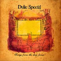 Picture of a band or musician: Duke Special