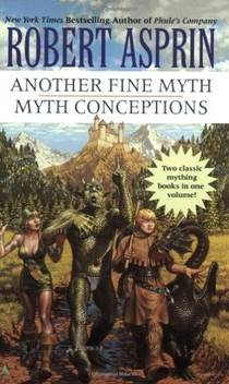 Picture of a book: Another Fine Myth / Myth Conceptions