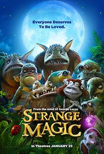 Picture of a movie: Strange Magic