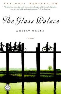 Picture of a book: The Glass Palace