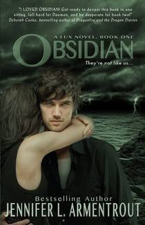 Picture of a book: Obsidian