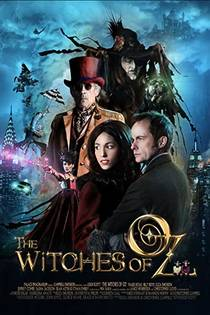 Picture of a TV show: The Witches Of Oz