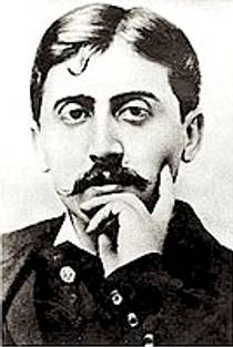 Picture of an author: Marcel Proust
