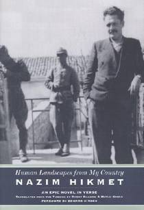 Picture of a book: Human Landscapes from My Country: An Epic Novel in Verse