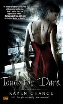 Picture of a book: Touch The Dark