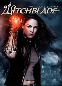 Picture of a TV show: Witchblade