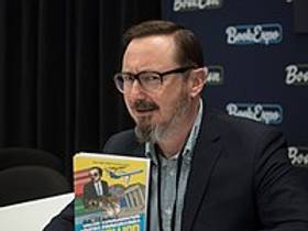 Picture of an author: John Hodgman