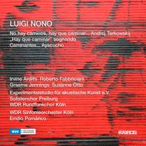 Picture of a band or musician: Luigi Nono