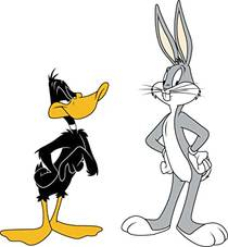 Picture of a TV show: The Bugs Bunny/road Runner Hour