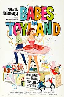 Picture of a movie: Babes In Toyland