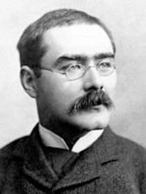 Picture of an author: Rudyard Kipling