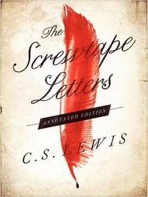 Picture of a book: The Screwtape Letters