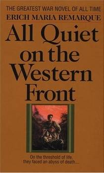 Picture of a book: All Quiet On The Western Front
