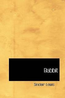 Picture of a book: Babbitt