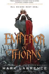 Picture of a book: Emperor Of Thorns
