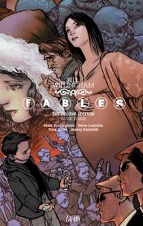 Picture of a book: Fables: The Deluxe Edition, Book Three