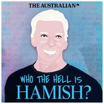 Picture of a podcast: Who The Hell Is Hamish?