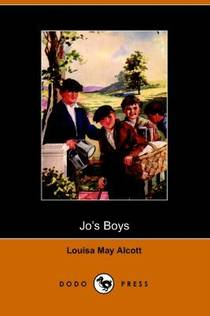 Picture of a book: Jo's Boys