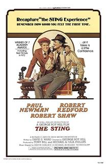 Picture of a movie: The Sting