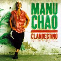 Picture of a band or musician: Manu Chao