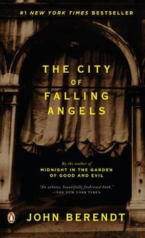 Picture of a book: The City Of Falling Angels