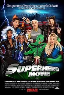 Picture of a movie: Superhero Movie