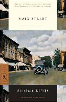 Picture of a book: Main Street