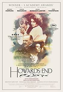 Picture of a movie: Howards End