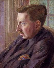 Picture of an author: E.M. Forster