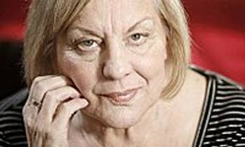 Picture of an author: Sue Townsend