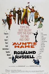 Picture of a movie: Auntie Mame