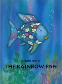 Picture of a book: The Rainbow Fish