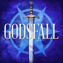 Picture of a podcast: Godsfall    A Dungeons And Dragons Podcast