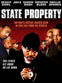 Picture of a movie: State Property
