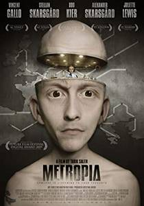 Picture of a movie: Metropia