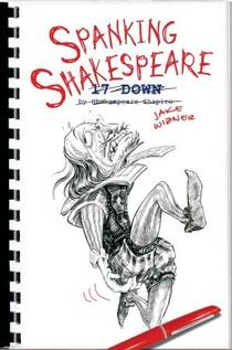 Picture of a book: Spanking Shakespeare