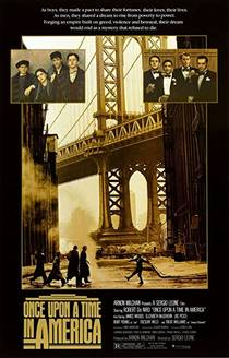 Picture of a movie: Once Upon A Time In America