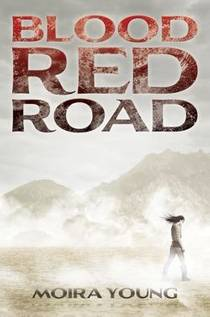Picture of a book: Blood Red Road