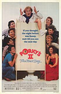 Picture of a movie: Porky's II: The Next Day