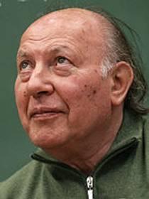 Picture of an author: Imre Kertész
