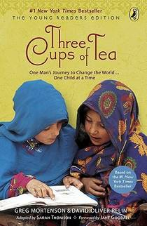 Picture of a book: Three Cups Of Tea