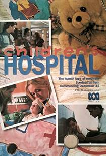 Picture of a TV show: Children's Hospital