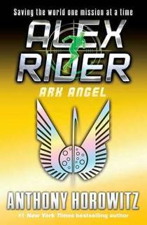 Picture of a book: Ark Angel