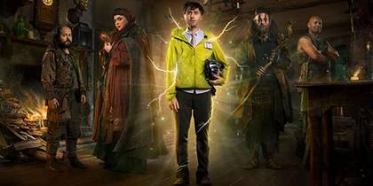 Picture of a TV show: Zapped
