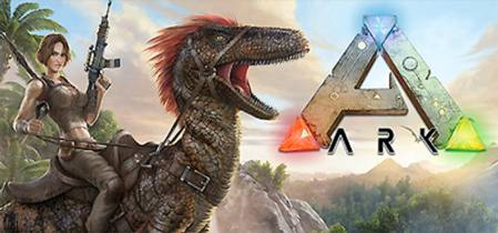 Picture of a game: Ark: Survival Evolved