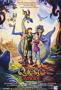 Picture of a movie: Quest For Camelot