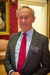 Picture of an author: Simon Schama