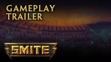 Picture of a game: Smite