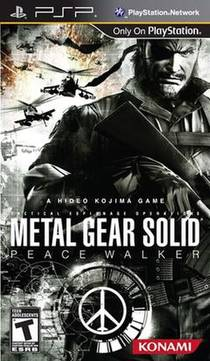 Picture of a game: Metal Gear Solid: Peace Walker